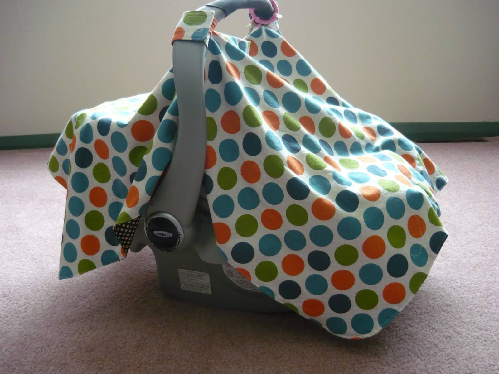 cover for infant car seat